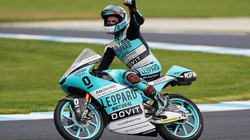 Moto3: in Malesia pole per Ramirez, settimo Dalla Porta