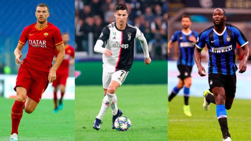 Serie A: tutte le probabili formazioni dell'11ª giornata