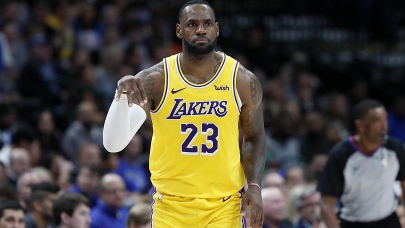 Nba, gli Spurs di Belinelli battono Golden State. Ok Lakers e Boston