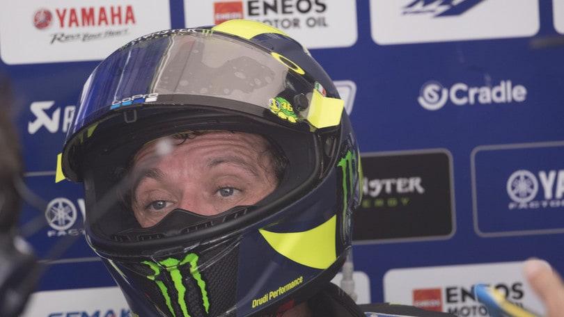 Gp Malesia, Valentino Rossi: