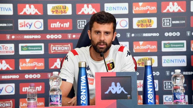 Genoa, senti Thiago Motta: