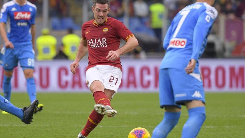 Roma-Napoli 2-1, il tabellino