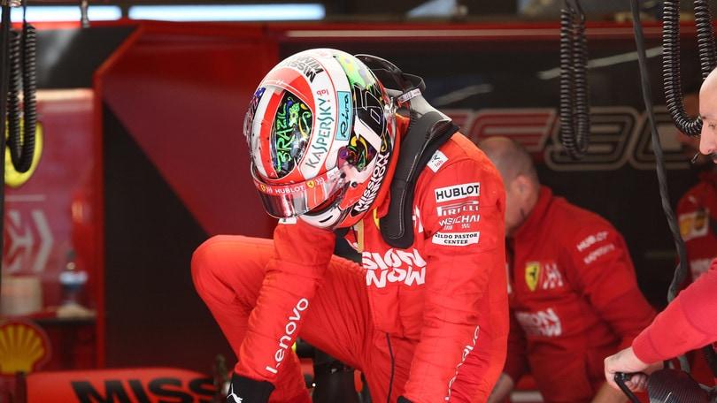 Gp Usa, Leclerc: