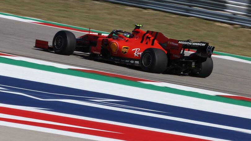 """Gp Usa, Leclerc: """"Mi aspettavo qualcosa in più"""""""