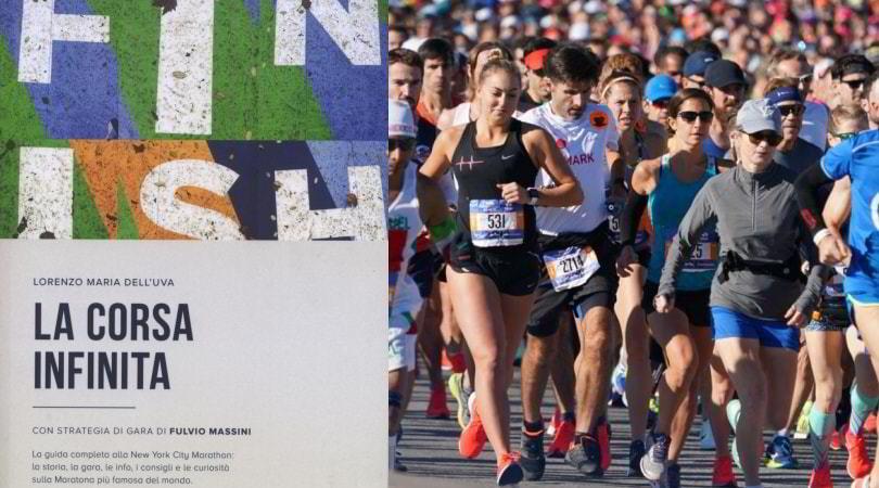 La corsa infinita: 600 pagine sulla NYCM