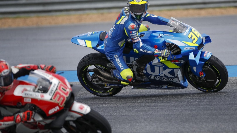Gp Malesia: Mir a sorpresa il più veloce nel warm up, Rossi settimo
