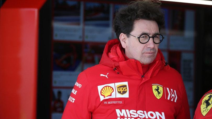 """Ferrari, Binotto: """"Proviamo a invertire la tendenza"""""""