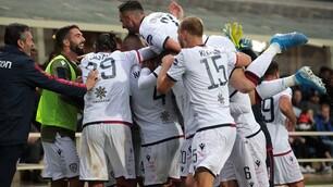 Il Cagliari stende anche l'Atalanta: Maran in zona Champions