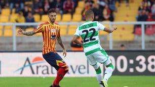 """Un punto a testa tra Lecce e Sassuolo. Al """"Via del Mare"""" termina 2-2"""