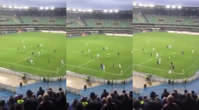 Cori razzisti a Balotelli: il video dalla curva di Verona