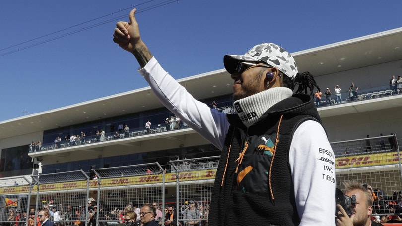 F1, Hamilton vince il Mondiale 2019: è il sesto titolo