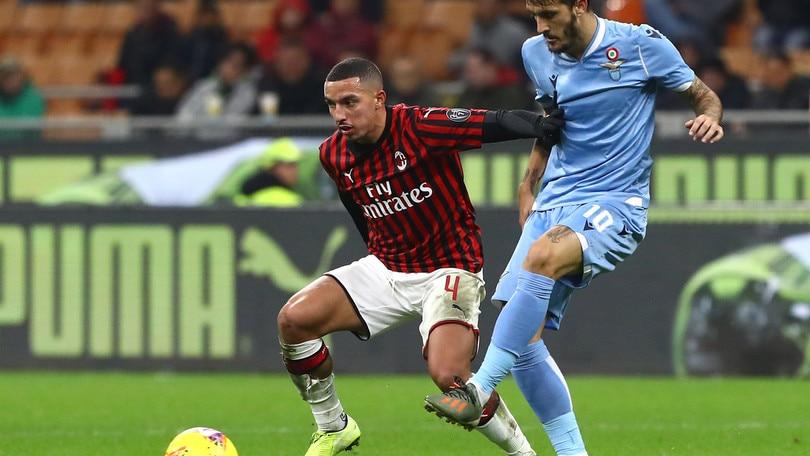 Milan-Lazio 1-2, il tabellino