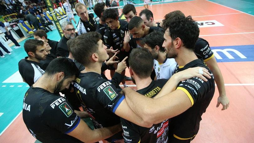 Superlega, per Verona vittoria al tie break su Piacenza