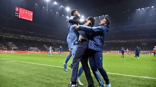Lazio show a Milano: Correa regala ad Inzaghi il 4° posto