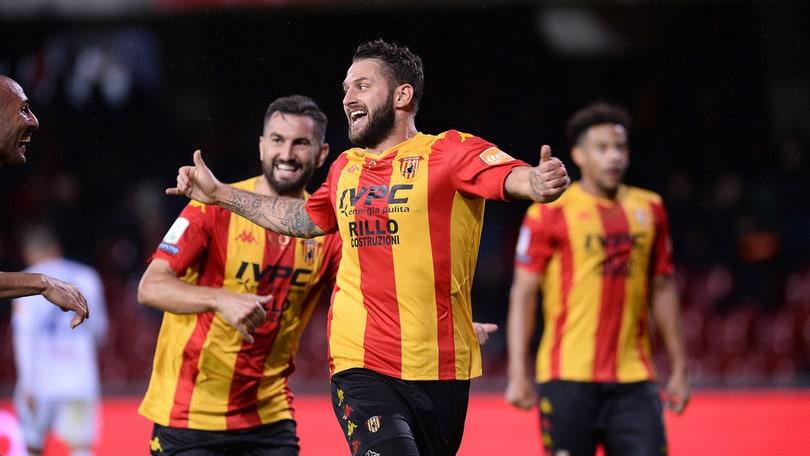 Benevento sempre più capolista: 2-0 all'Empoli