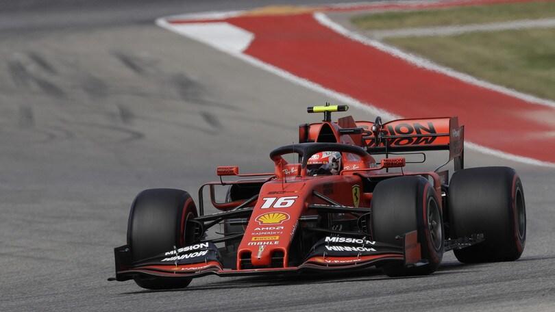 """Leclerc: """"Abbiamo fatto fatica e non capiamo perché"""""""