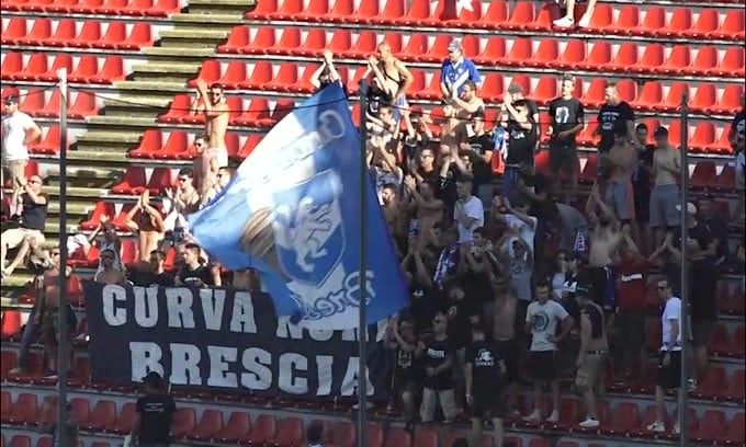 Il Brescia esonera Corini