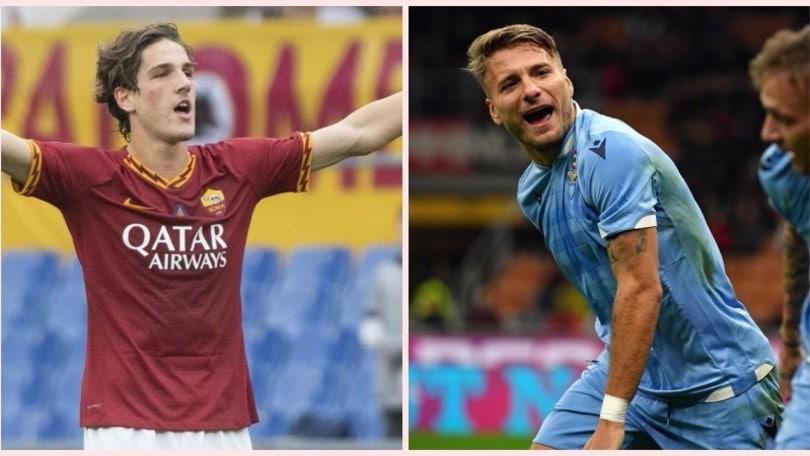 Roma e Lazio di pari passo: stessi risultati dalla quarta di campionato in poi