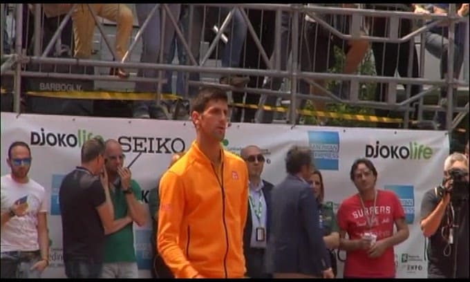 Tennis, Berrettini ottavo al mondo