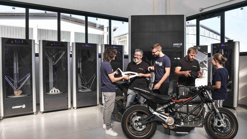 InMotoLab, a EICMA 2019 esposto il prototipo E-Racer