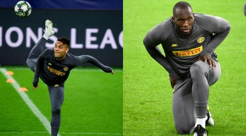 L'Inter a Dortmund: Lautaro Martinez fa il funambolo