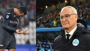La Samp beffa la Spal: Ranieri trova la prima vittoria in blucerchiato