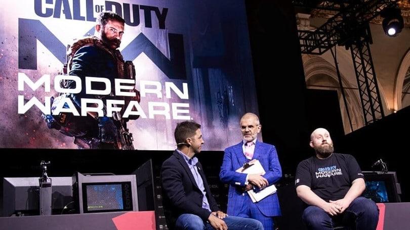 Call of Duty: a Lucca cinque giorni da star per il nuovo titolo Activision