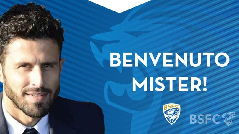 Brescia, ora è ufficiale: Grosso è il nuovo allenatore