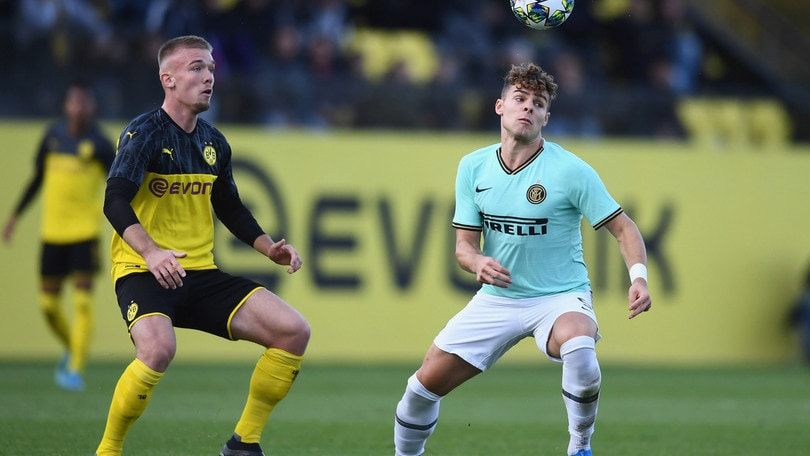 Youth League, Inter, non basta Vergani. Vince il Borussia 2-1
