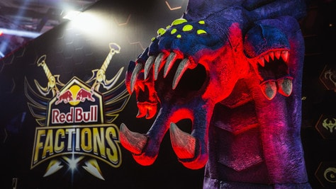 Red Bull Factions ai nastri di partenza: il 7 novembre si parte con il The Tower