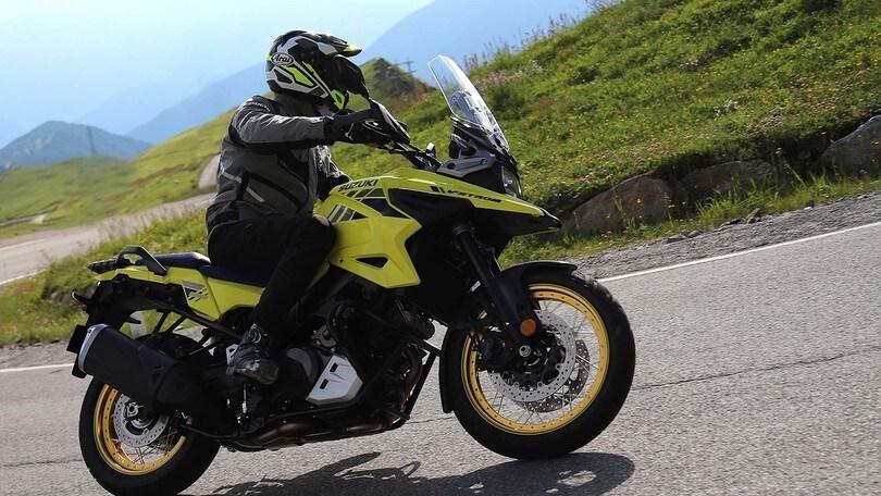 EICMA 2019, Suzuki V-Strom 1050 è la