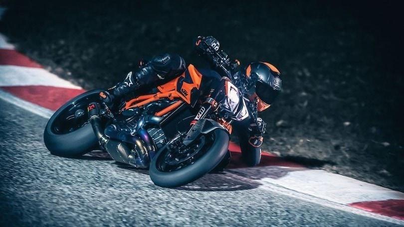 EICMA 2019, KTM lancia 1290 Super Duke R 2020