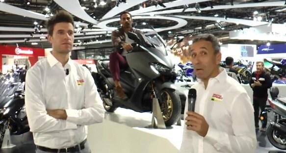 EICMA 2019, Yamaha lancia TMAX 560: VIDEO