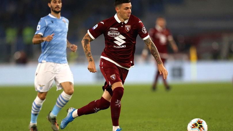Torino: Baselli, Bonifazi e Falque unici assenti all'allenamento