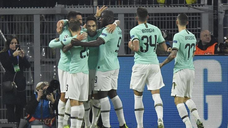 Inter, Clamoroso Crollo A Dortmund: Da 0-2 A 3-2, Hakimi