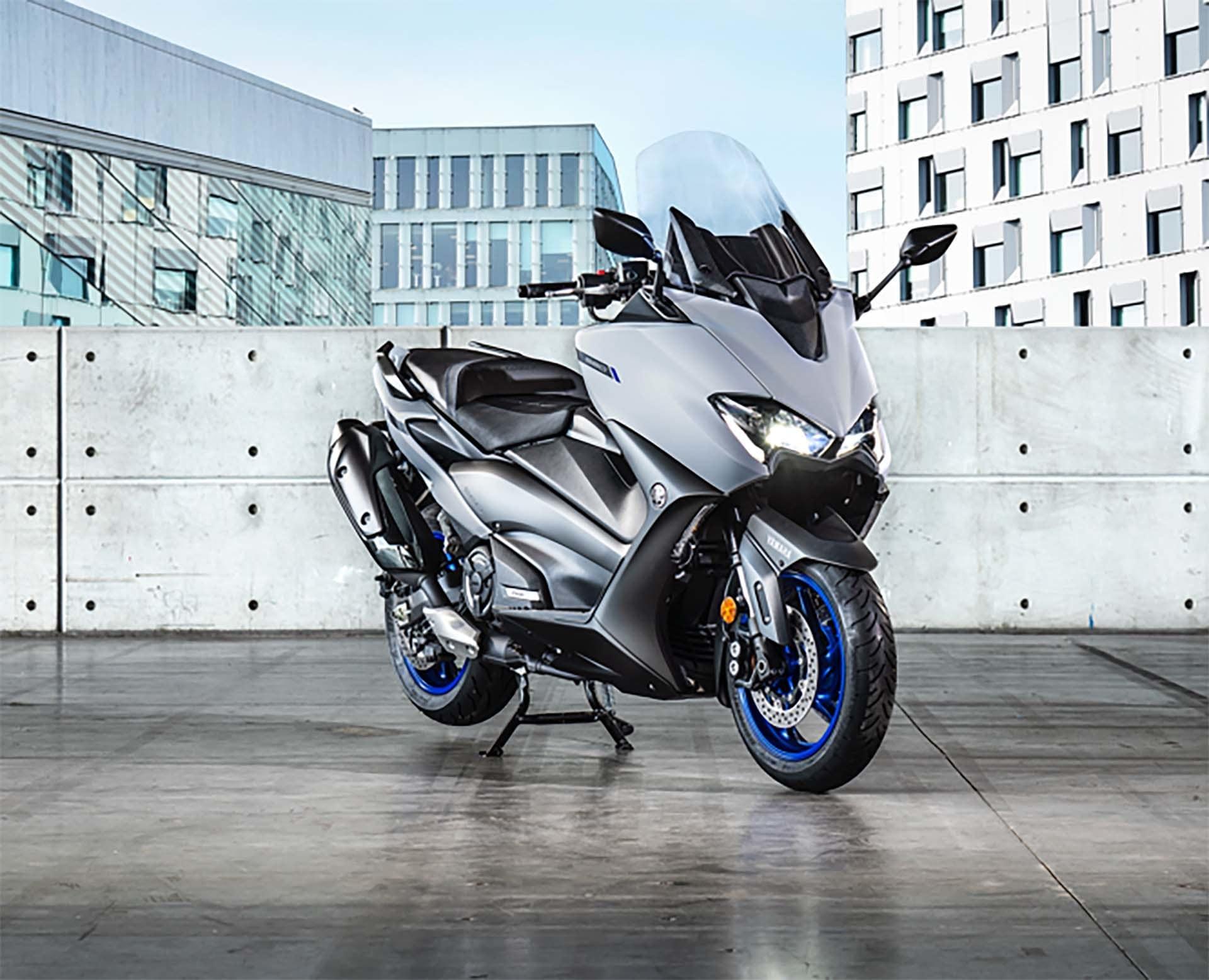Yamaha ad EICMA 2019: le immagini