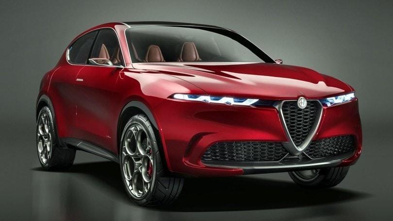 Alfa Romeo Tonale, l'inizio è ibrido