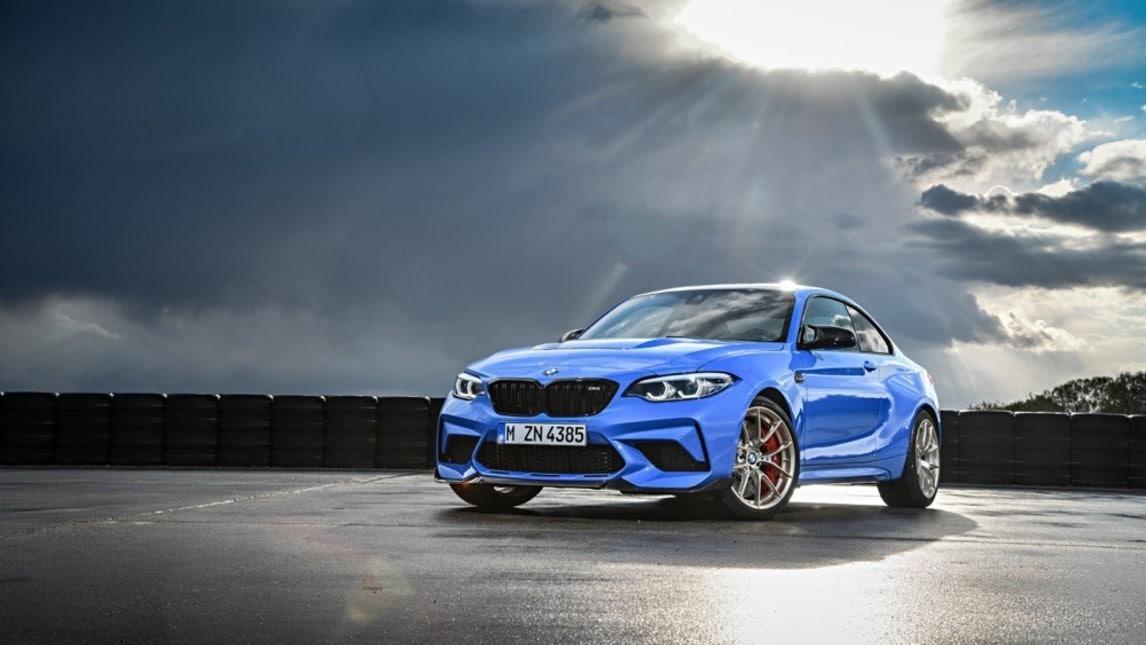 BMW M2 CS, le immagini