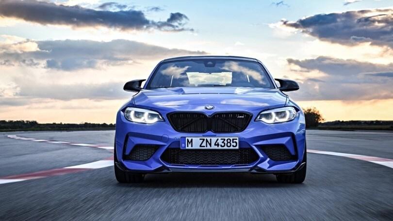 BMW M2 CS, ancora più potente