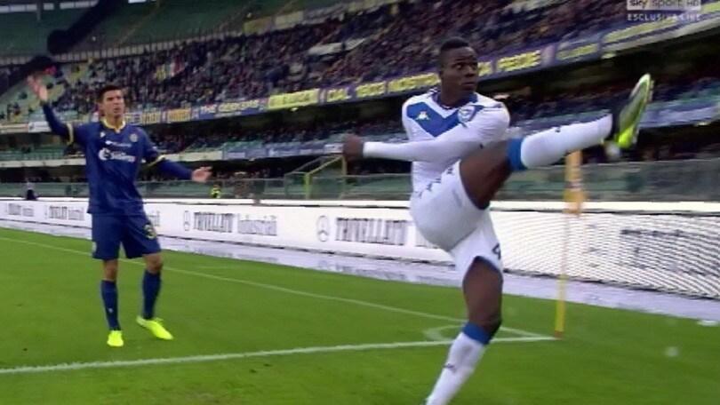 Gli ultras del Verona: