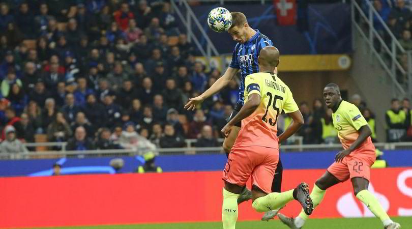 Atalanta-Manchester City: Pasalic risponde a Sterling. Ora serve un'impresa