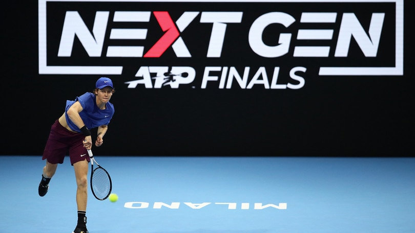 Next Gen Atp Finals, Sinner batte Ymer: è in semifinale!