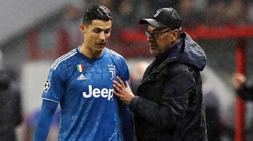 Juve, Cristiano Ronaldo sostituito: ecco le sue condizioni