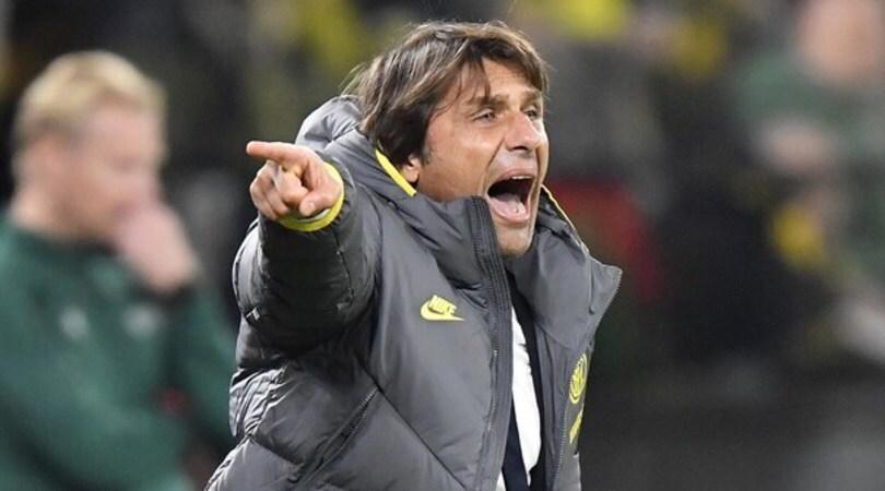 Conte furibondo con l'Inter: ecco con chi ce l'aveva dopo Dortmund