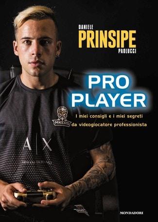 Prinsipe, la star di FIFA, si racconta nel primo libro dedicato all'esport