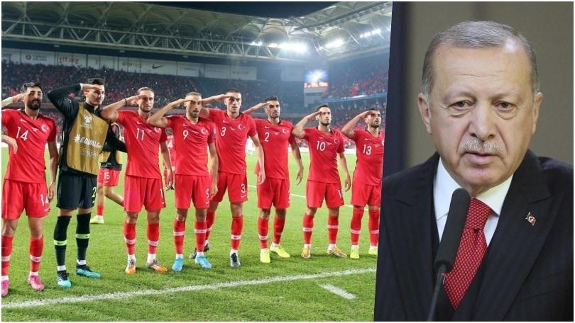 Erdogan attacca la Uefa: