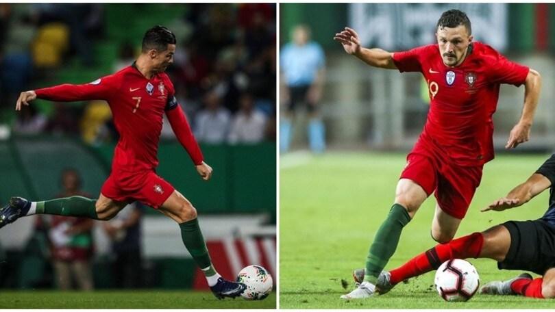 Euro2020, Cristiano Ronaldo e Mario Rui convocati nel Portogallo