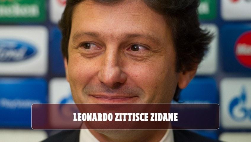 PSG, Leonardo zittisce Zidane su Mbappé