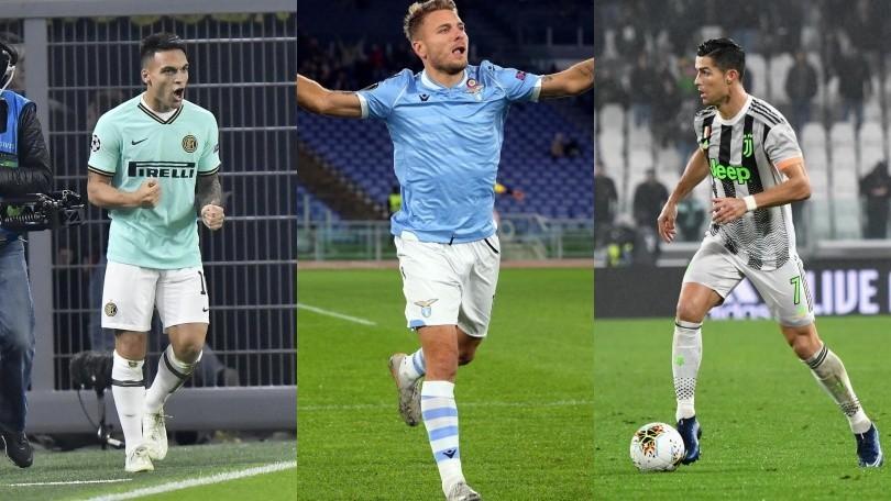 Serie A: tutte le probabili formazioni della 12ª giornata