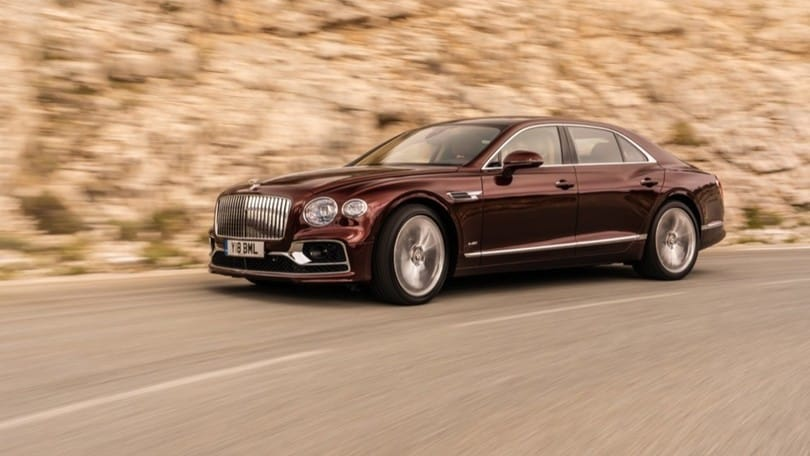 Nuova Bentley Flying Spur arriva in Italia